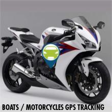 WATERPROOF GPS TRACKING